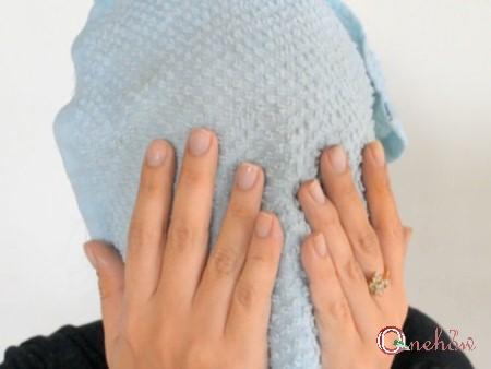 چگونه آرایش خود را پاک کنیم