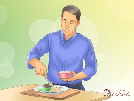 چگونه کمتر غذا بخوریم