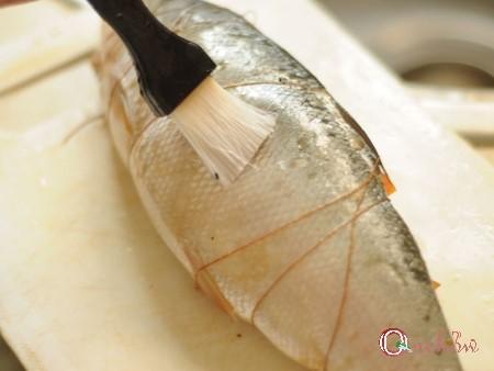 چگونه ماهی را کباب کنیم
