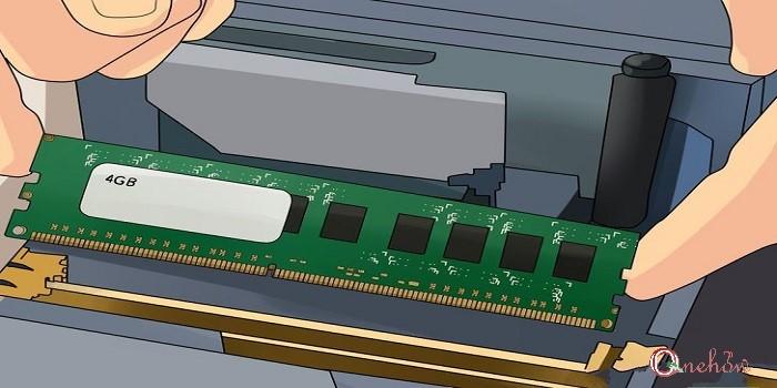 آموزش ارتقا رم کامپیوتر