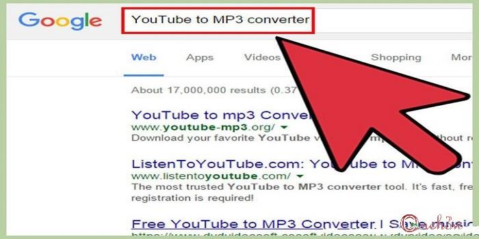 چگونه فیلم های یوتیوب را به MP3 تبدیل کنیم