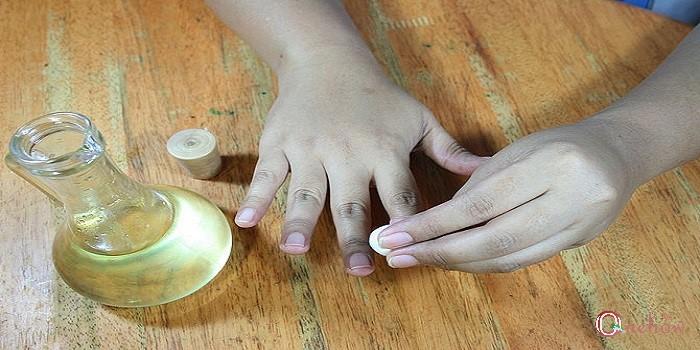 چگونه زردی ناخن را رفع و درمان کنیم
