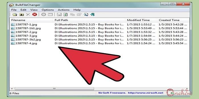 تغییر تاریخ ایجاد فایل در ویندوز 8