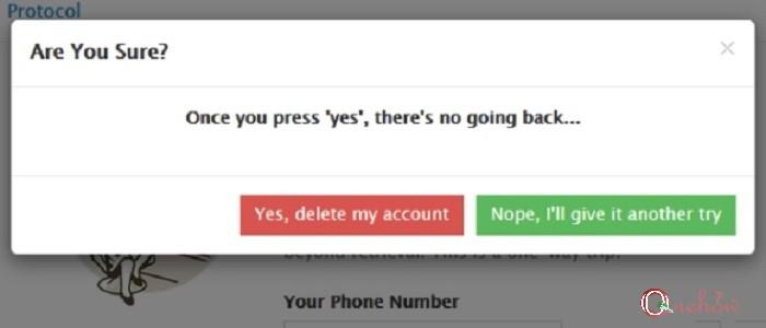 روش پاک کردن اکانت تلگرام