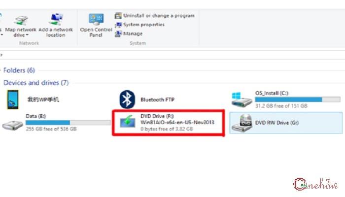 چگونه یک فایل ISO را باز کنیم