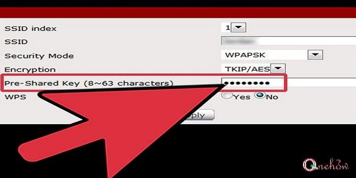 چگونه رمز وای فای خود را عوض کنیم