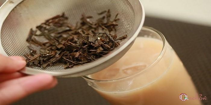 چگونه چای سرد تایلندی تهیه کنیم