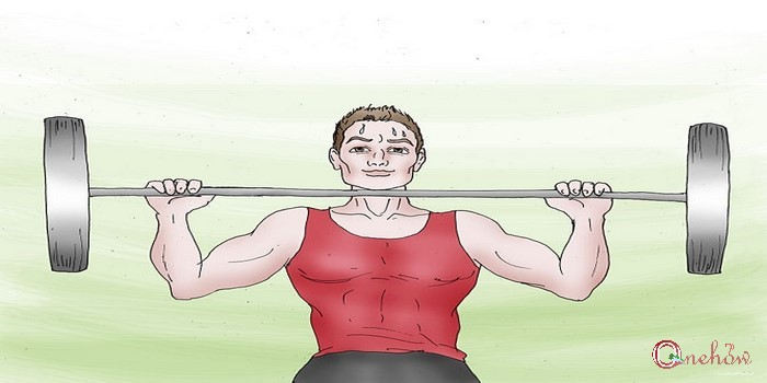 تمرین سینه بدنسازی