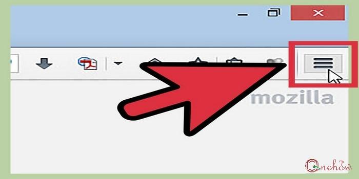 آموزش تغییر هوم پیچ مرورگر فایرفاکس