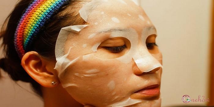 ماسک لایه بردار پوست