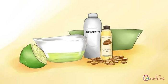 درمان خانگی جوش سرسیاه با آب لیمو