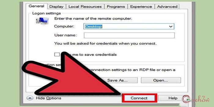 آموزش کار با Remote Desktop