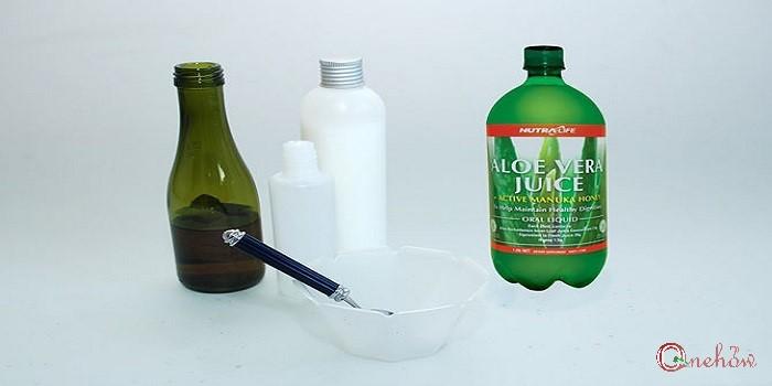 چگونه با آلوئه ورا شامپو طبیعی درست کنیم