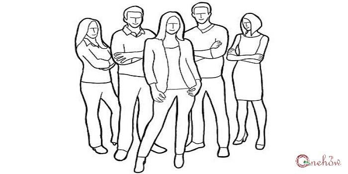 چگونه عکس گروهی بگیریم