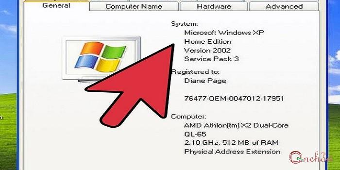 چگونه تشخیص دهیم ویندوز 32 بیتی از 64 بیتی