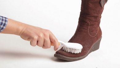 Photo of چگونه کفش های جیر را در خانه تمیز کنیم