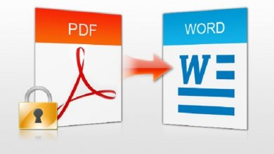Photo of چگونه فایل Pdf را به Word تبدیل کنیم