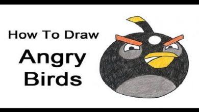 Photo of چگونه پرندگان خشمگین را نقاشی کنیم