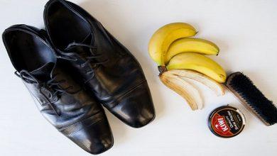 Photo of چگونه کفش مان را با پوست موز واکس بزنیم